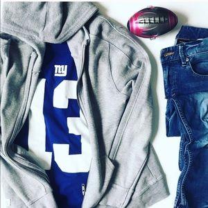 Nike NY Giants Odell Beckham Jr T-shirt, size S